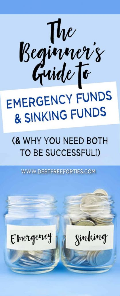 The Beginner's Guide to Emergency & Sinking Funds