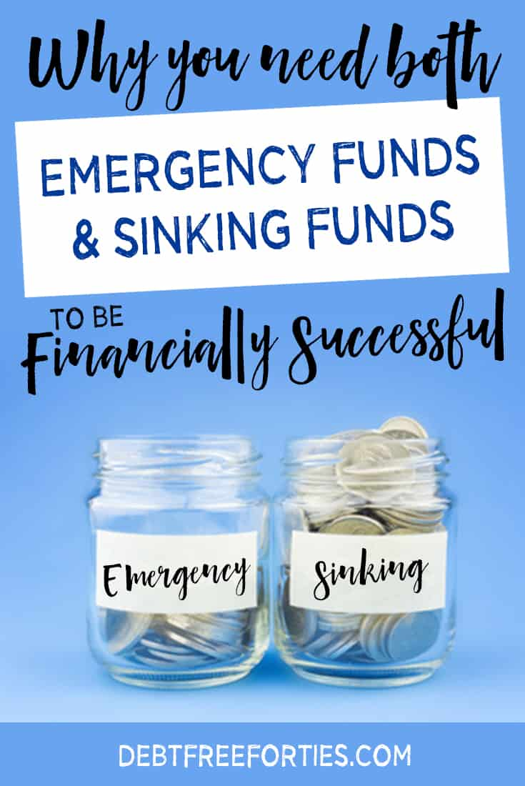 Why you need both emergency funds and sinking funds