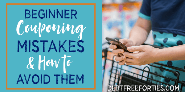Beginner Couponing Mistakes and How to Avoid Them