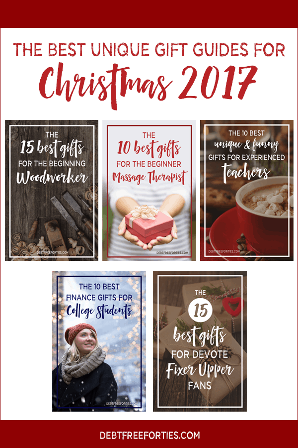 The best unique gift guides of Christmas 2017