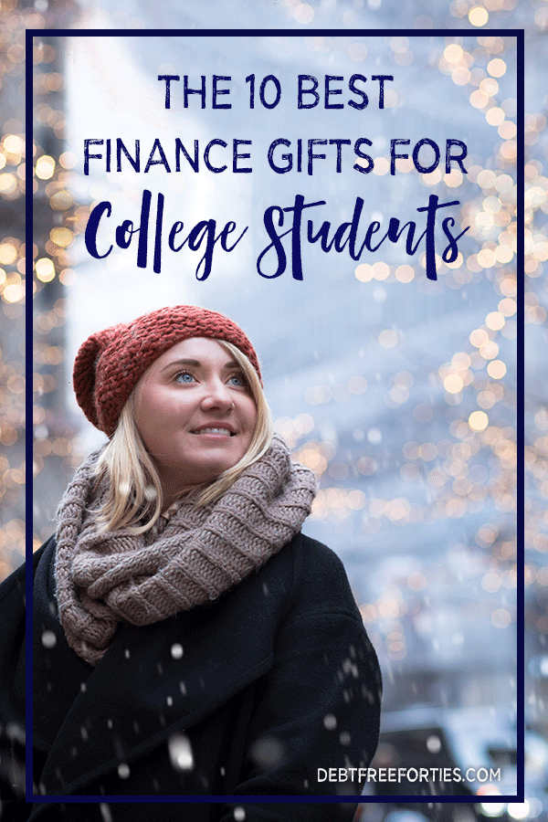 The 10 best finance gifts for college students