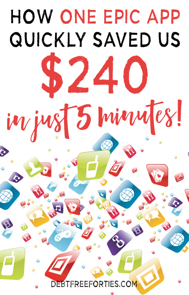 Trim is the best money saving app out there! Trim not only saved us $240 in about 5 minutes, but saved us the time it would have taken to contact and deal with all of those different providers. #budget #savemoney #app
