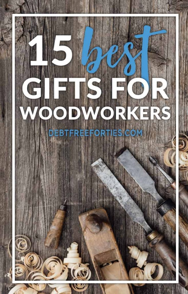 Looking for gifts for woodworkers or handymen? These unique and useful tools are guaranteed to build up the essentials and extras in their toolbox and workshop. #woodworker #gifts #handyman