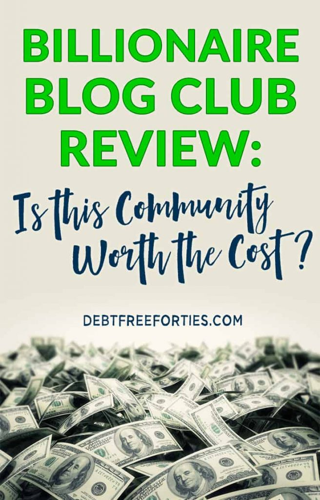 Want to know if the Billionaire Blog Club community is worth the cost? Read my thorough review on the good and bad of the blogging community. #billionaireblogclub #bbc #review #bbcreview