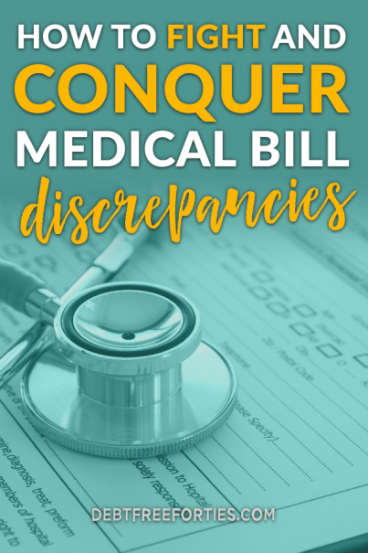Medical bills are unfortunately a part of our life, no matter your plan, coverage or deductible. But what do you do if those services are incorrectly billed and processed? Here's some tips on how to get your bill settled correctly and make the most of it financially. #debt #debtfree