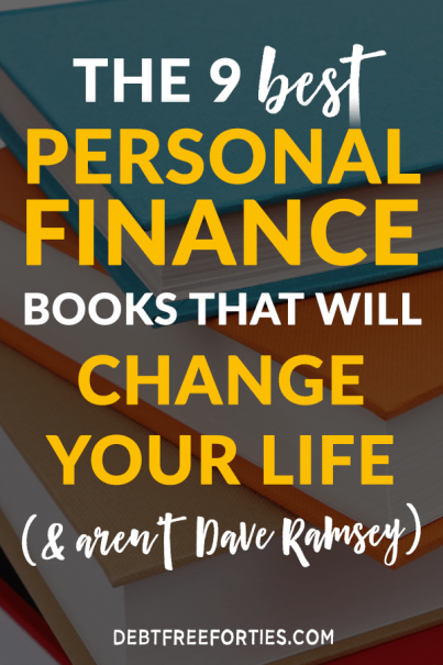 There are tons - and I mean tons! - of gurus claiming to have the best personal finance books. I've pulled together some of my absolute favorite that changed my perspective on finances, work and living my absolute best life. #finances #financialfreedom #debt #debtfree