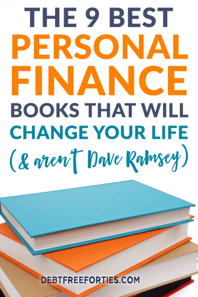 How do you find the best personal finance books for your money personality? Start here - these books have really changed my perspective on finances, work and living my absolute best life #financialfreedom #debt #debtfree #finance