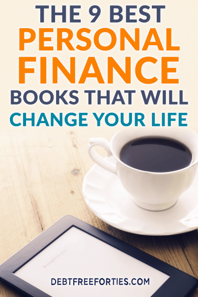 Need help finding the best personal finance books for your money personality? Start here - these books have really changed my perspective on finances, work and living my absolute best life! #financialfreedom #debt #debtfree #finance