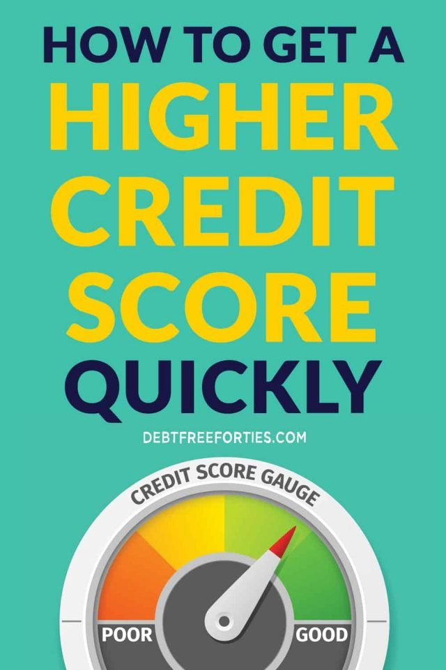 Want to know how to boost your credit score? Learn the key factors in how to get a higher credit score quickly now! #credit #creditscore #finance