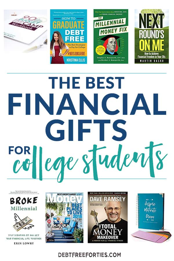 The best financial gifts for college students