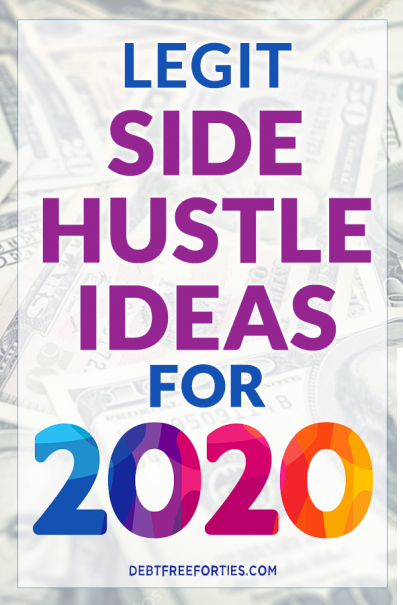 Colorful logo for 2020