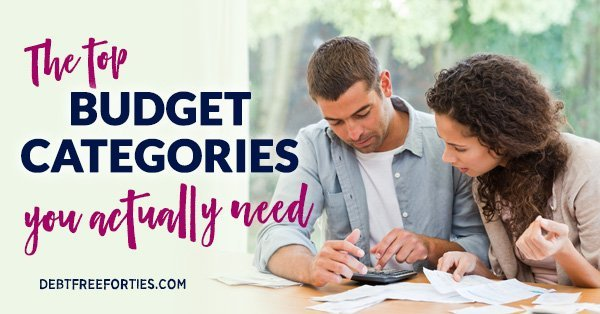 couple working on a budget